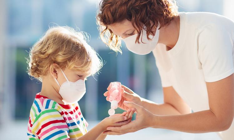 Pandemi Covid 19 Karakteristik Penyakit Pada Anak Anak Kesehatan Ibu Dan Anak